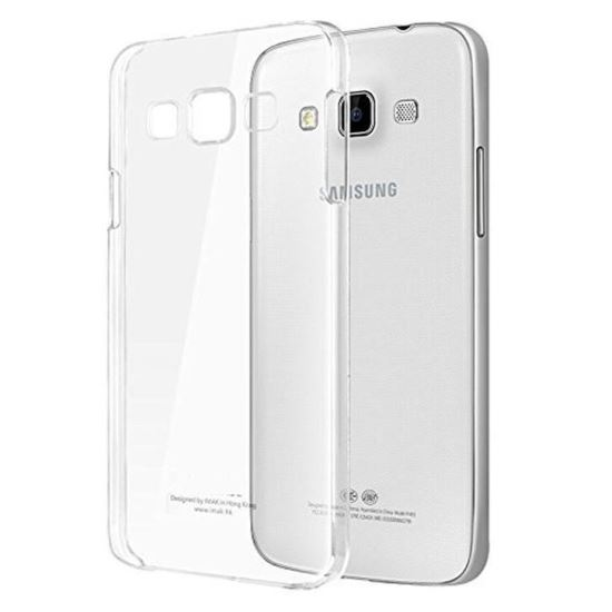 Husa Samsung Galaxy Core 2 Ultraslim Transparent