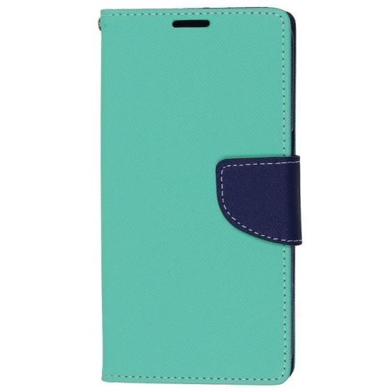 Husa tip carte cu clip IPhone 6 Plus Verde