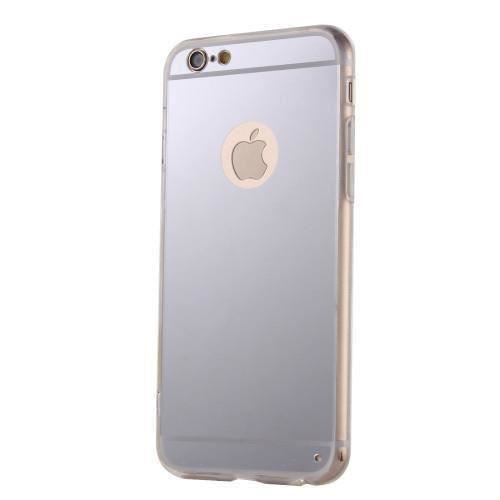 Husa Spate Fashion iPhone 6 Mirror Silver