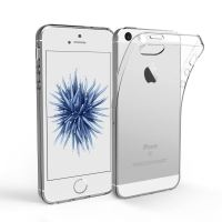 Husa iPhone 5/5S/SE Ultraslim Transparent