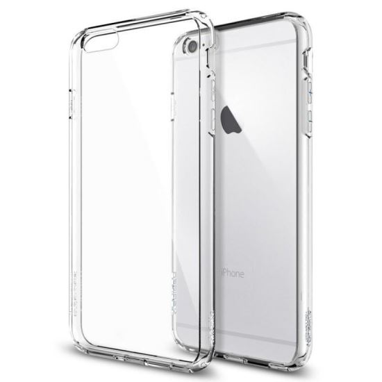 Husa iPhone 6 Plus/ 6S Plus Ultraslim Transparent