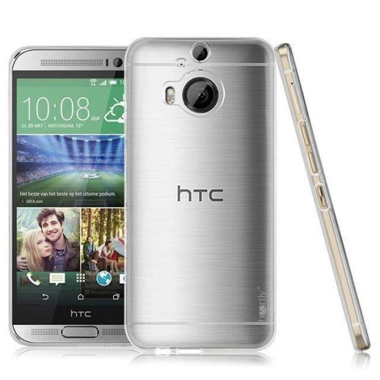 Husa HTC One M9 Ultraslim Transparent