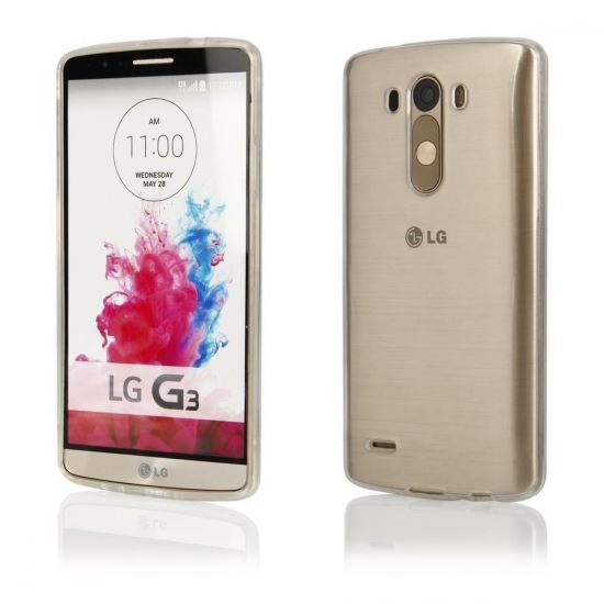 Husa LG G3 Ultraslim Transparent