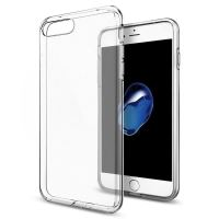 Husa iPhone 7 Plus / iPhone 8 Plus Ultraslim Transparent