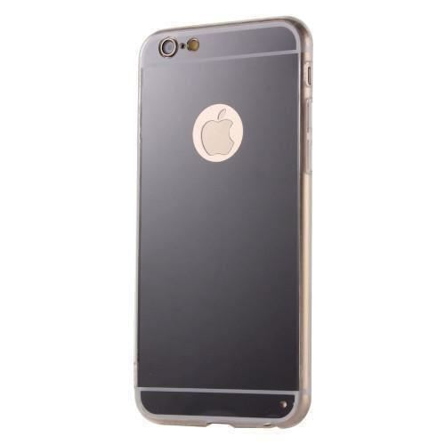 Husa Spate Fashion iPhone 5/5S/SE Mirror Titan