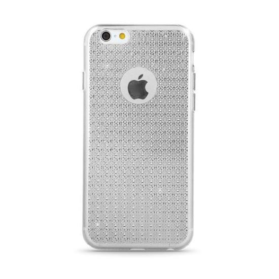Husa spate iPhone 7 / iPhone 8 Diamond Transparent