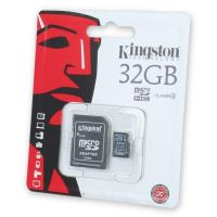 Card memorie micro SD + Adaptor 32 GB
