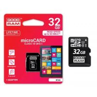 Card memorie micro SD + Adaptor 32 GB Class 10