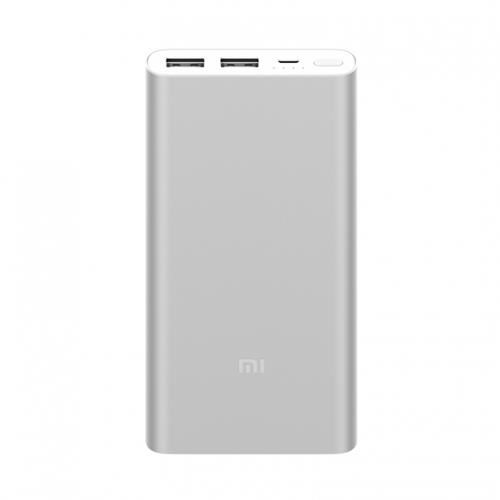 Powerbank Xiaomi MI Power Bank 2S 10.000 mAh Silver