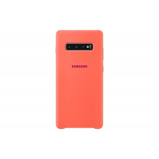 Husa Samsung Galaxy S10 Plus Silicon Pink